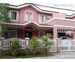 Furnished 2 Story 3 BR H&L in Pacific Residences