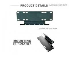 Universal Nudge LED Mount Bracket