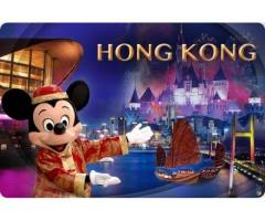 Hong Kong Tour Package (Airfare+Hotel+Disneyland+City Tour)