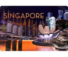 Singapore Package with Airfare+Hotel+Universal Studios/City Tour