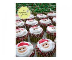Customize cakes and cupcakes