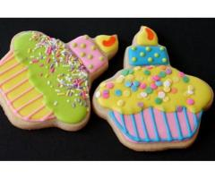 Birthday Giveaways Cookies