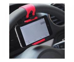 Phone Holder Car steering wheel cellphone holder