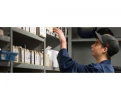 Job Hiring for Inventory Clerk