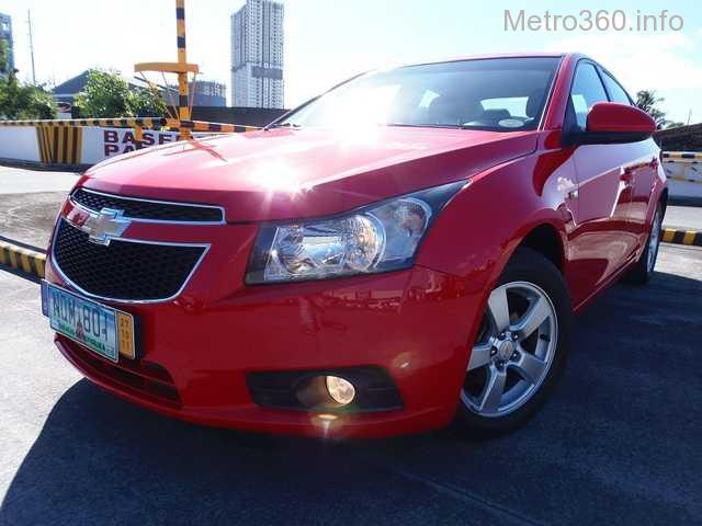 For sale: Chevrolet Cruze LS AT