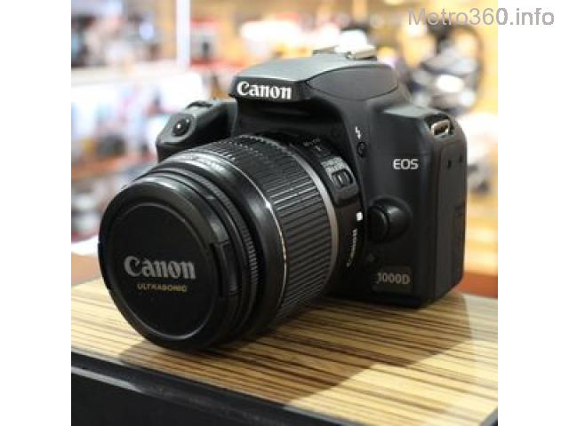 Used Canon 1000d Dslr Camera In Low Price Metro360 Info Free Metro Philippines Classifieds