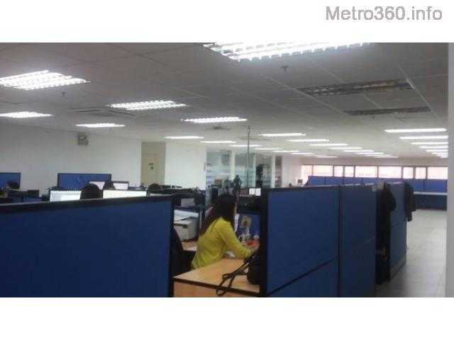 Office Space For Rent Lease, Emerald Ave. Ortigas Center 1000sqm (Ortigas Center)
