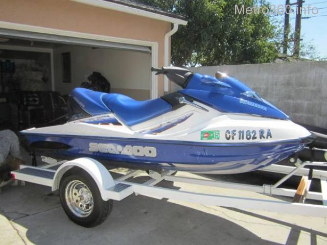 2002 BOMBARDIER SEA DO GTX
