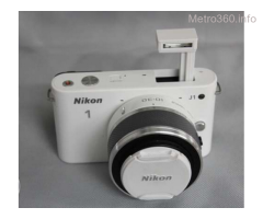 For Sale Used Nikon 1 J1 for 9,999 Only