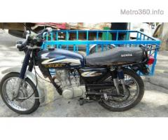 For Sale TMX 155 Honda Motorcycle.